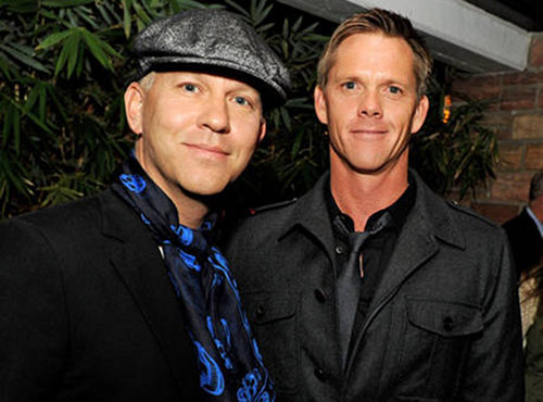 Glee Creator Ryan Murphy & Husband David Miller Welcome Baby Boy For Christmas