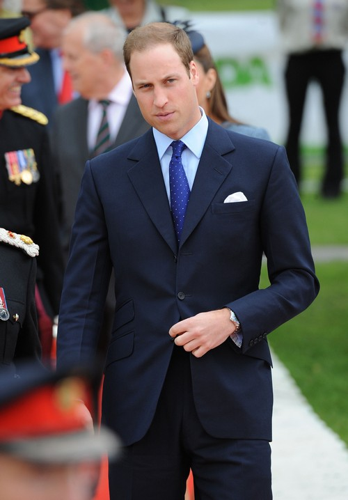 Prince William Does Not Want Nannies To Raise His Children