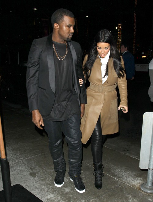 Kim Kardashian PREGNANT - Her Rep Confirms