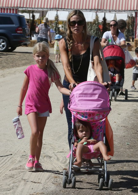 Supermom Denise Richards Takes In Brooke Mueller's Twins While Charlie's Ex Tries Rehab Again