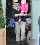 Exclusive... Pink & Willow Christmas Shopping In Malibu