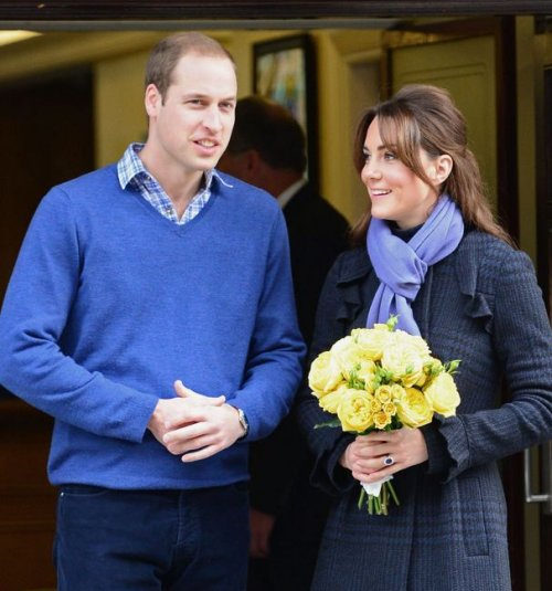 Prince William And Princess Kate's Baby To Have Normal