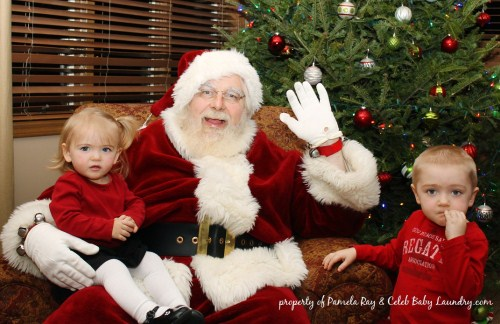 Santa Picture Time
