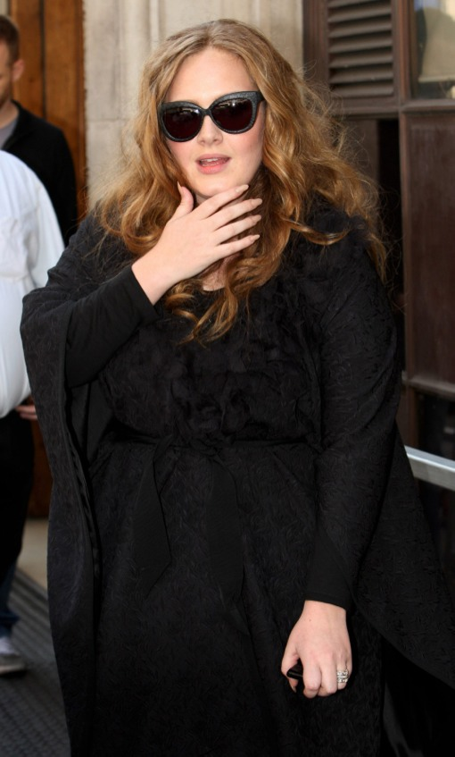 Adele Forgets To Register Baby Boy