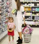 Alessandra Ambrosio & Anja Shop At Rite Aid
