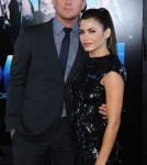 "Channing Tatum and Jenna Dewan at The 2012 LAFF Closing Night Gala Premiere - ""Magic Mike"""