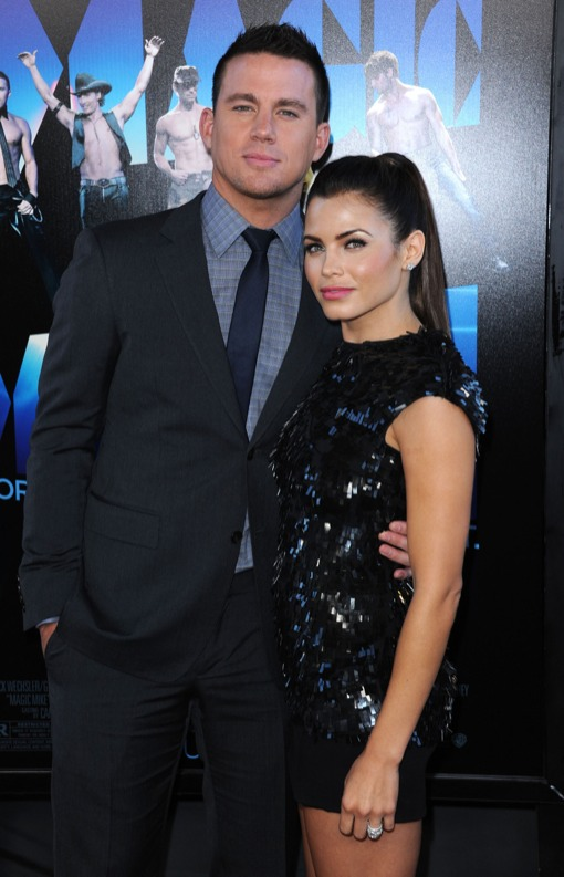 Channing Tatum & Jenna Dewan Expecting First Child