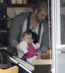 Chris Hemsworth & Elsa Take India To Christmas Eve Breakfast