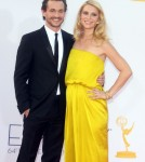 Claire Danes at The 64th Primetime Emmy Awards in Los Angeles