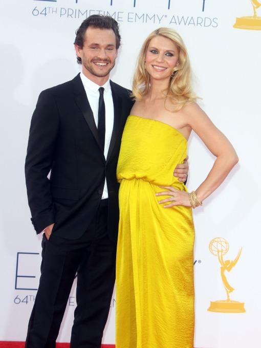 Claire Danes & Hugh Dancy Welcome Cyrus Michael Christopher