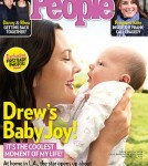 Drew Barrymore Covers People Magazine With Newborn Daughter Olive