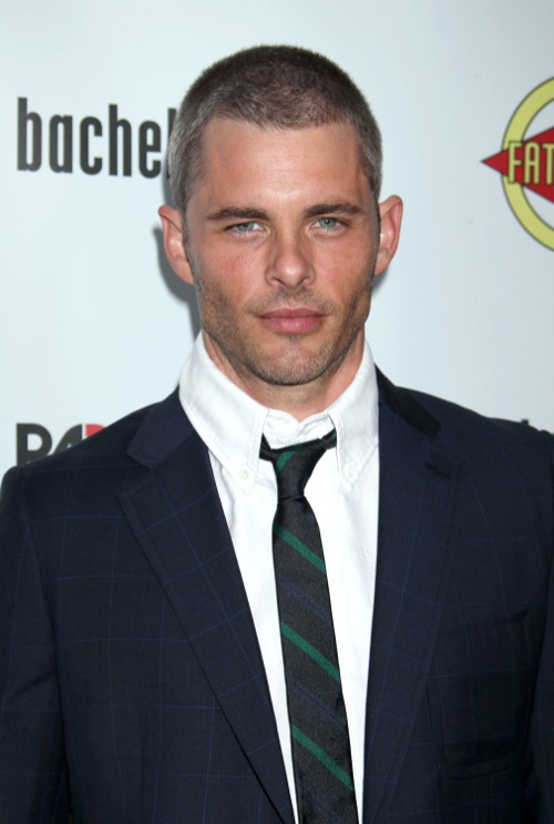 "James Marsden at ""Bachelorette"" - Los Angeles Premiere"