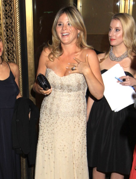 Jenna Bush Hager Is Pregnant