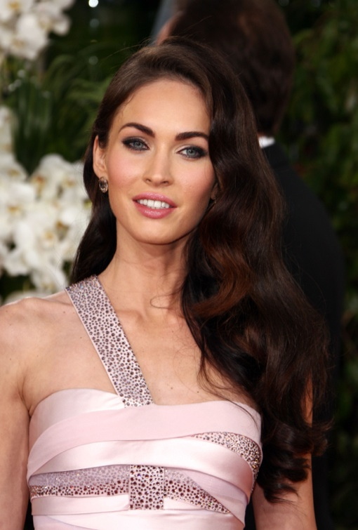 Megan Fox at the The 68th Annual Golden Globe Awards