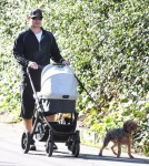 Exclusive... Nick Lachey Takes Camden For A Stroll