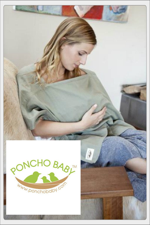 Poncho Baby Nursing Cover Giveaway