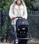 Exclusive... Sienna Miller Takes Marlowe For A Walk