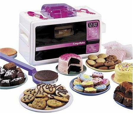 Easy-Bake Oven Will Now Be Gender Neutral After Petition