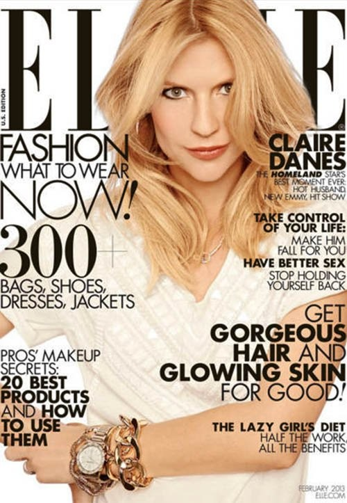 Claire Danes Says She Would Be A Lousy Stay At Home Mom