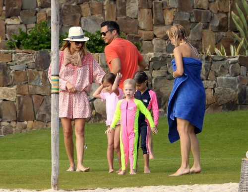 Jessica Alba Juggles A Lot But Family Comes First