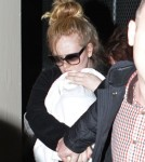 Adele's Baby Revealed - First Look at Crooner's Newborn Son