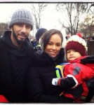 alicia keys and family at in.