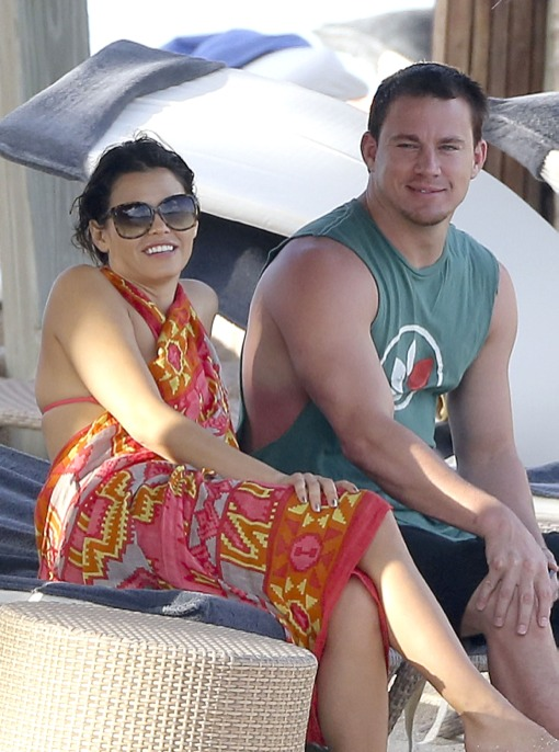 Channing Tatum & Jenna Dewan Decide To Keep Baby's Sex a Surprise
