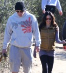 Channing Tatum & Jenna Dewan Take A Hike With Their Dogs
