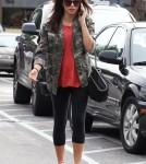 Jenna Dewan And Her Baby Bump Head To The Salon