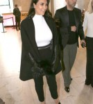 Paris Fashion Week Spring/Summer 2013 - Stephane Rolland Arrivals