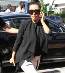 Kim Kardashian Steps Out In Miami