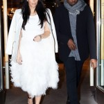 Kim Kardashian & Kanye West Name Newborn Daughter North West