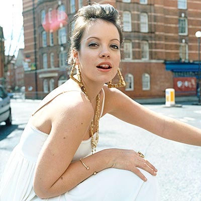 Lily Allen Welcomes Marnie Rose Cooper Into The World