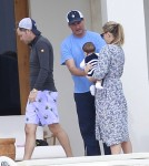 Semi-Exclusive... Molly Sims & Scott Stuber Vacation In Cabo