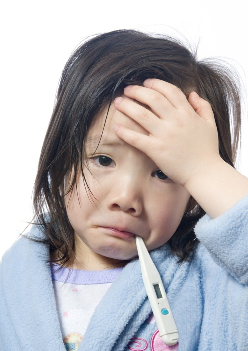 Keeping Kids Healthy During Flu Season