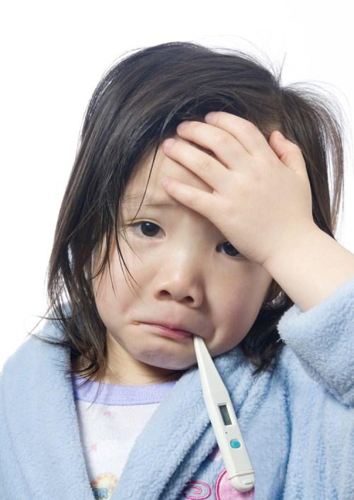 Keeping Kids Healthy During Flu Season