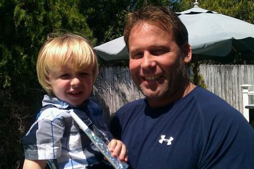 Mindy McCready's Ex Billy McKnight Wants Custody of Their Son