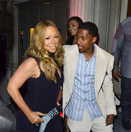 Nick Cannon Plans on Lots of Lovin' and More Babies With Mariah Carey for Valentine's Day