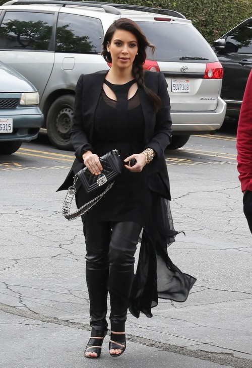 Kim Kardashian Leaving Reality TV To Give Her Baby Privacy