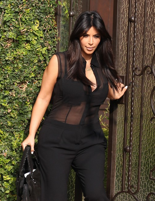 Next For Kim Karashian: A Kardashian Baby Clothes Collection