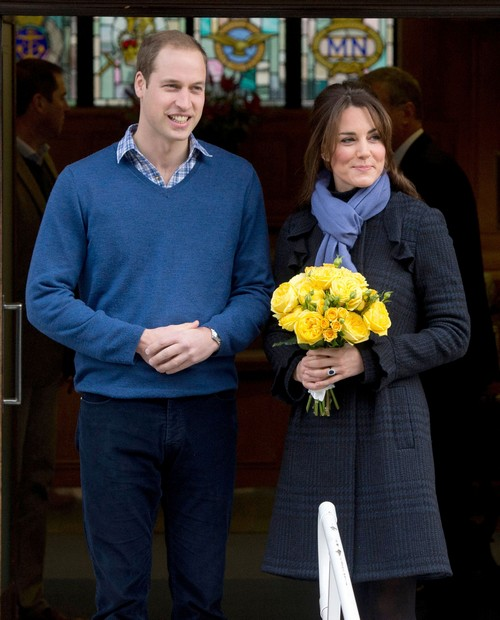 Kate Middleton's Nine-Point Pregnancy Plan
