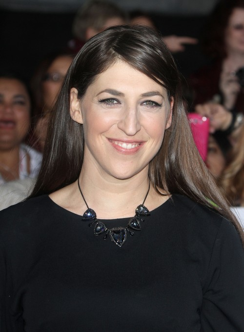 The Big Bang Theory Star Mayim Bialik Finally Weaned Four Year Old Son Fred