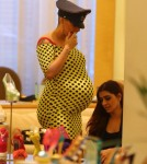 Exclusive... Amber Rose Showing Off Her Fashion From All Angles