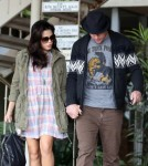 Jenna Dewan Out And About With Channing Tatum In Los Angeles