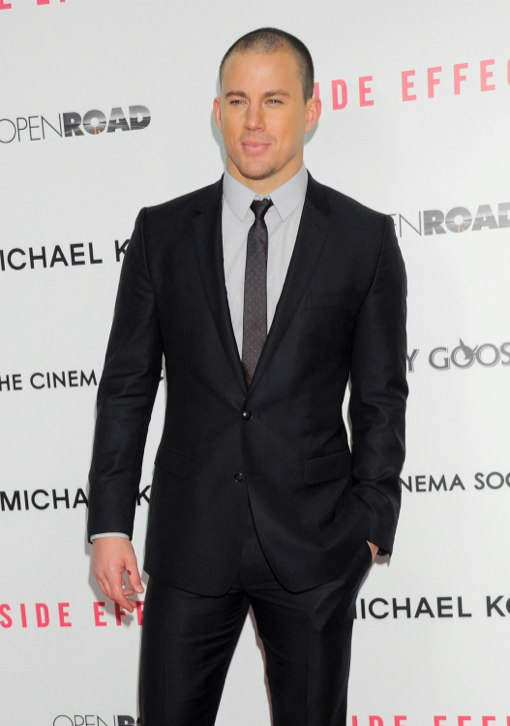 "Channing Tatum:  ""I'll Definitely Do The Diaper Changing"""