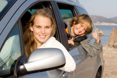 Keeping the Mom Car Clean
