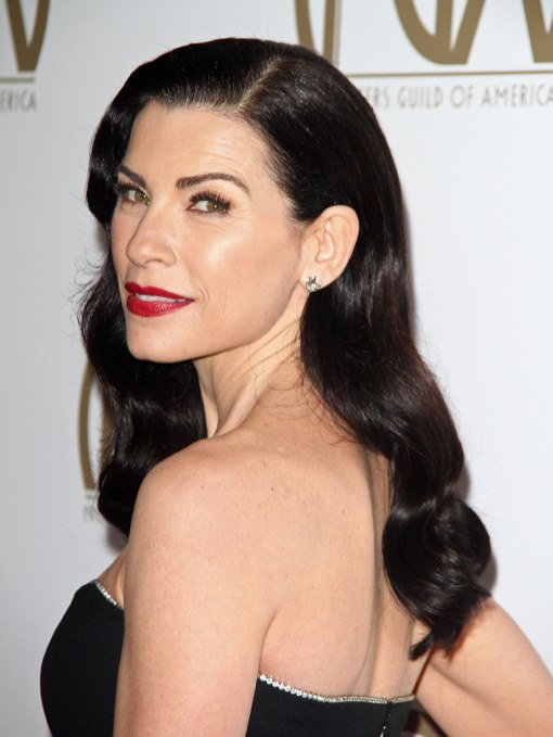 Julianna Margulies: My Son Is Read To Everyday