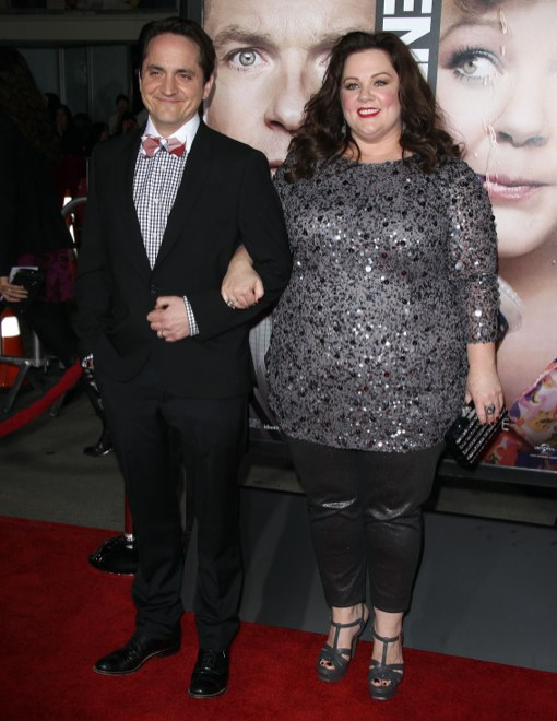 The world Premiere of IDENTITY THIEF in LA