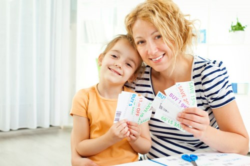 Easy Coupon Ideas for Mom!