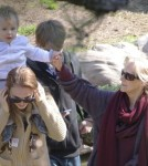 Semi-Exclusive... Natalie Portman And Family Enjoy A Day Out